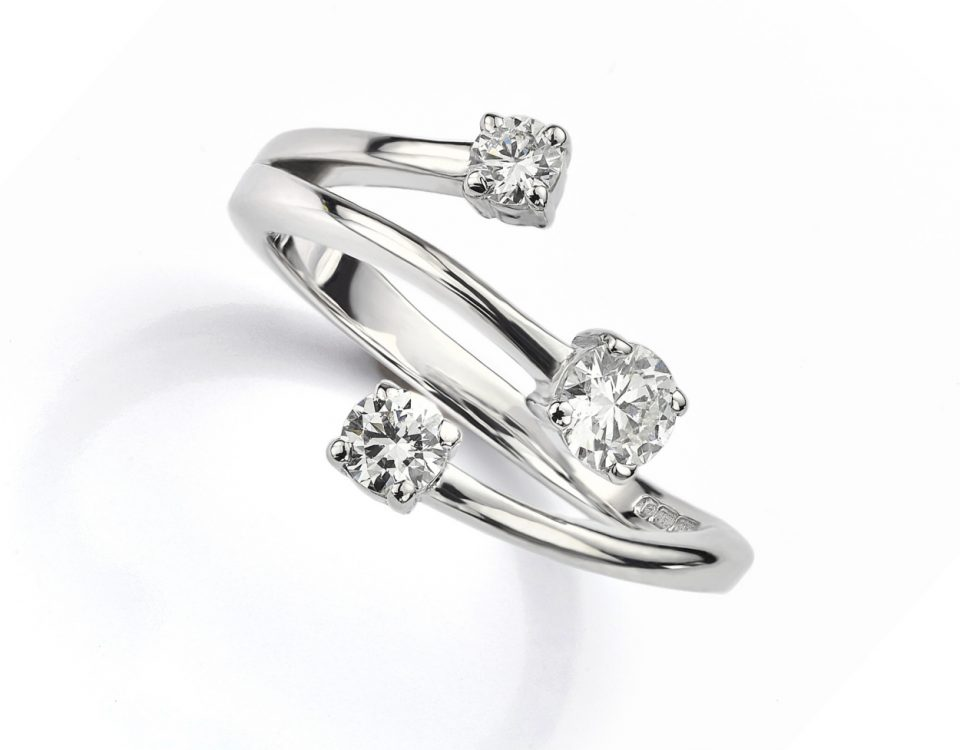 BYPASS ENGAGEMENT RINGS